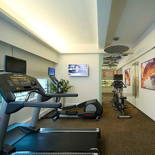 Sweat Zone健身设备