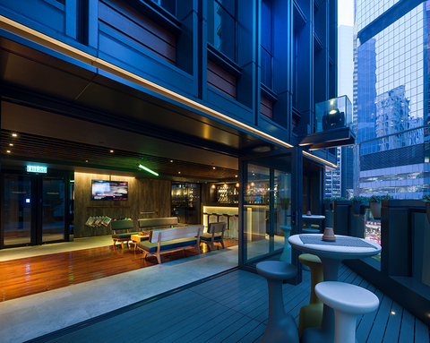 L'hotel - Affordable Luxury Hotels in Hong Kong | L'hotel