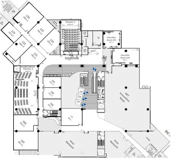 Floor plan - HKPC Academy