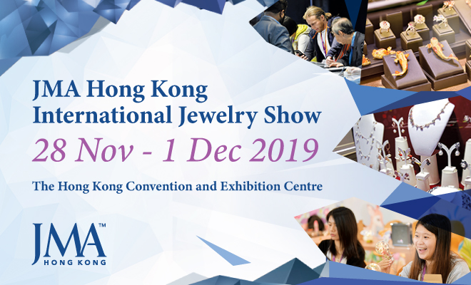JMA Hong Kong International Jewelry Show